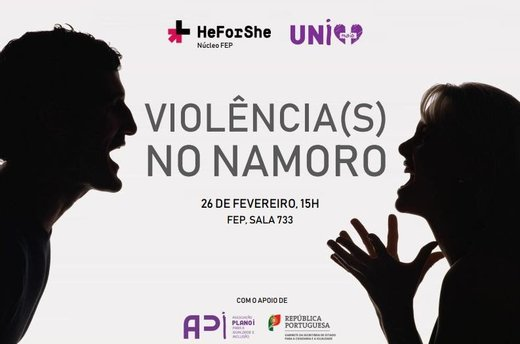 Cartaz Workshop: Violência(s) no namoro 2019-02-26