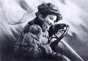 Dorothy Levitt Frontspiece to The Woman and the Car