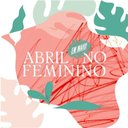 Logo Abril no Feminino